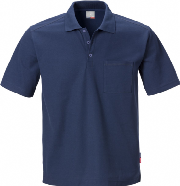 Fristads Kansas Polo Shirt 7392 PM (Dark Navy)